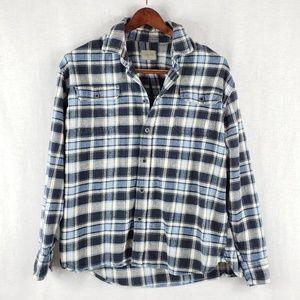 Jachs Flannel button up shirt XL